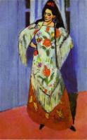 Манильская шаль. 1911. Холст, масло. Музей искусства, Базель, Швейцария