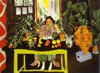 Интерьер с этрусской вазой. 1940. Холст, масло. Музей искусств Кливленда, Кливленд, США