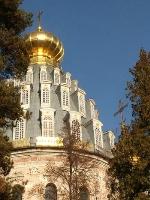 Новый Иерусалим. Ротонда Воскресенского собора