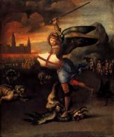 Микеланджело - Распятие апостола Петра