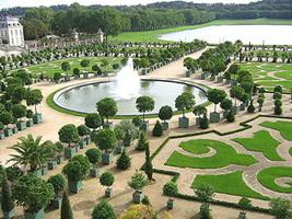 Парк при Версальском дворце