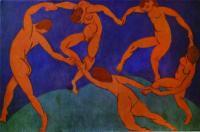 Танец. 1910. Холст, масло. Эрмитаж.