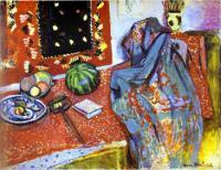 Восточные ковры. 1906