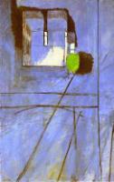 Вид Нотр-Дама. 1914. Холст, масло. Музей современного искусства, Нью-Йорк, США.