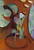 Сад в Исси. 1917-19.