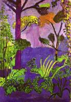 Марокканский пейзаж 1911-13. Холст, масло. Музей современного искусства, Стокгольм, Швеция