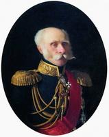Портрет генерал-адъютанта Ф.П. Литке