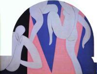 Танец. 1932-33. Холст, масло. Фонд Барнса, Линкольнский университет, Мерион, Пенсильвания, США