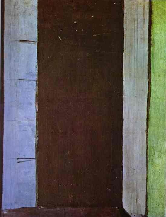 балконная дверь в коллиуре 1914