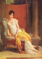 Портрет мадам Рекамье
