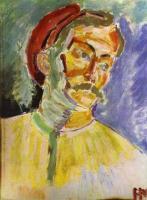 pic18Портрет Андре Дерена. 1905. Холст, масло. Галерея Тейт, Лондон, Великобритания.jpg