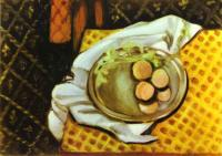 Персики. 1920.