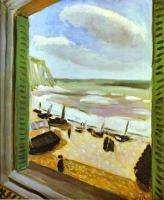 Открытое окно. 1921.