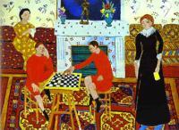 Семейный портрет. 1911. Холст, масло. Эрмитаж.
